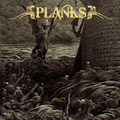 PLANKS – s/t (NAR 023) LP