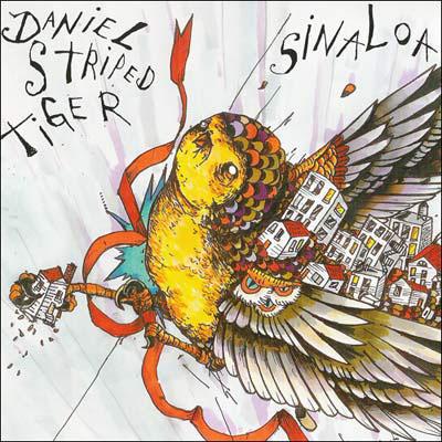 """DANIEL STRIPED TIGER / SINALOA – Split (NAR 021) 7"""""""