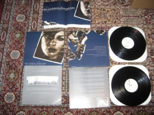 Cover, Inlay and Vinyl