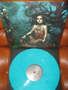 Light blue Vinyl