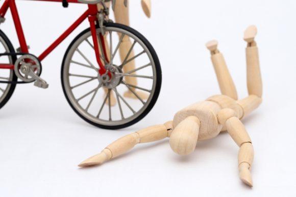 自転車による人身事故
