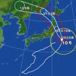 台風10号の影響による飛行機の欠航・遅延(2016年8月30日)
