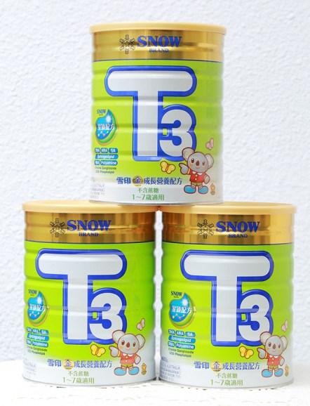 台湾トップシェアを誇る粉ミルク。