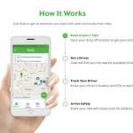 マレーシアGrabタクシーアプリ