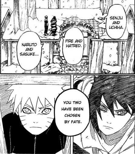 Chapter 462 – Sasuke's Dogma (5/5)