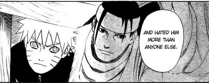 Chapter 462 – Sasuke's Dogma (4/5)