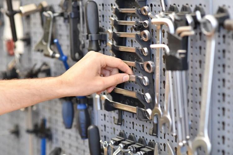 narzędziownia wypożyczenia i zwroty narzędzi, Gospodarka narzędziowa