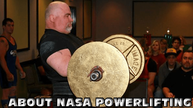 About NASA Powerlifting (Banner)