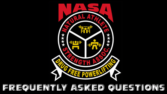 NASA FAQ (Title Banner)