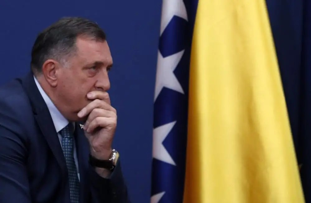 Dodik uoči odlaska u Brisel: NATO bombardovanje se ne sme legalizovati 1