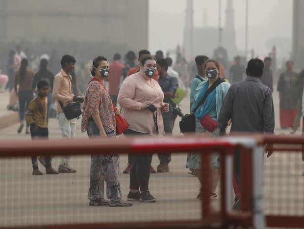 Aparatima fale brojke da izmere otrov u vazduhu: Delhi se guši, uvode se očajničke mere 1