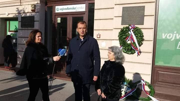 Slava junačkom srpskom sinu Jaši Tomiću i ujediniteljima! Radikali obeležili 101. godišnjicu Velike narodne skupštine 5