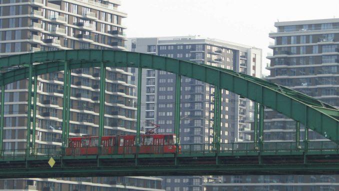 Anketom odlučeno da Stari savski most postane skulptura u parku Ušće 3