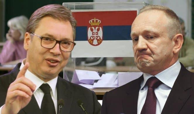 PREVRŠIO SVAKU MERU! Đilas nazvao Vučića ludim pa dobio zaslužen odgovor! (FOTO) 1