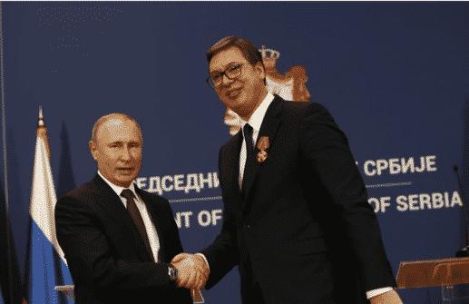Vučić danas razgovara sa Putinom i Makronom 1