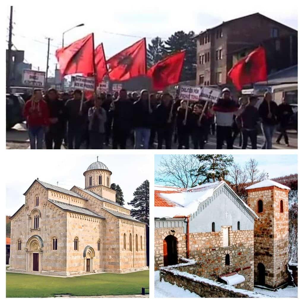 PRIŠTINA TRAŽI KOSOVSKU PRAVOSLAVNU CRKVU: Dešavanja u Crnoj Gori otvaraju Pandorinu kutiju 3