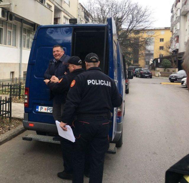 NEVEROVATNO: Uhapšeni novinar Gojko Raičević odgovorio na represiju crnogorskog režima 5