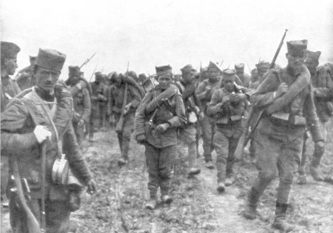 SMEJAĆETE SE I PLAKATI ISTOVREMENO: Ovaj vic su Srbi pričali na Krfu i tako lakše preživeli Veliki rat! 1