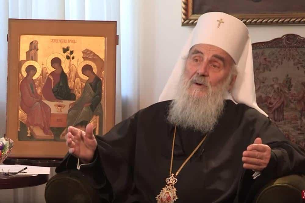 Životopis Njegove Svetosti, Patrijarha srpskog gospodina Irineja 1