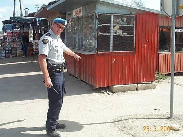 DRŽAVA NA POTEZU: Oficir Unmika spreman da svedoči protiv CIA o zločinima na Kosmetu 2