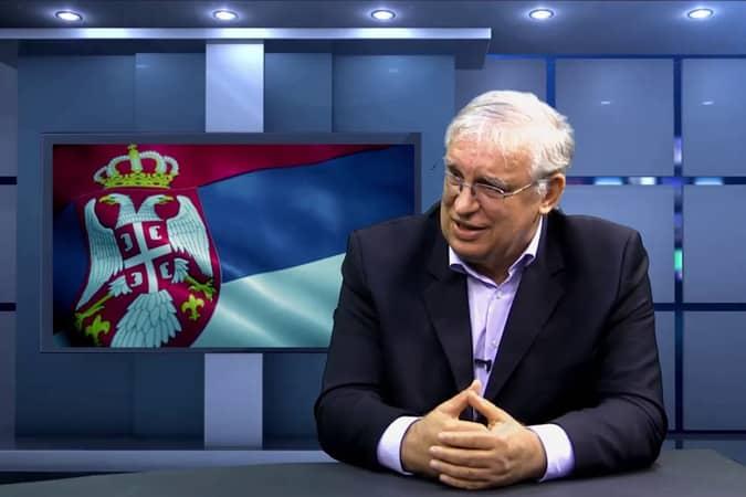 """DIJASPORA ZAGRMELA: """"Vučiću, sudiće ti Globalna Srbija"""" - Naša Borba"""