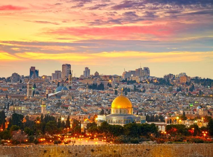 DOGAĐAJI KOJI SLEDE PRVI PUT U ISTORIJI ČOVEČANSTVA: Jerusalim grad bez ljudi 5