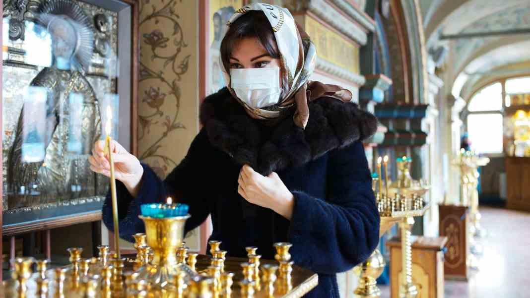 RELIGIJE NA TESTU: Hoće li pravoslavlje položiti? 6