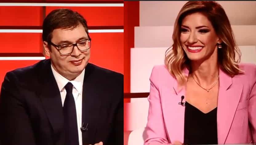 Zašto se Jovana smejala Vučiću? Evo odgovora (VIDEO) 1
