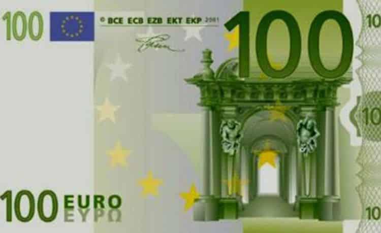 IZMENE: Od ponedeljka svima po 100 evra 1