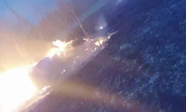 ZAŠTO? Somalijac zapalio kuću čoveku u Užicu!  (VIDEO) 1