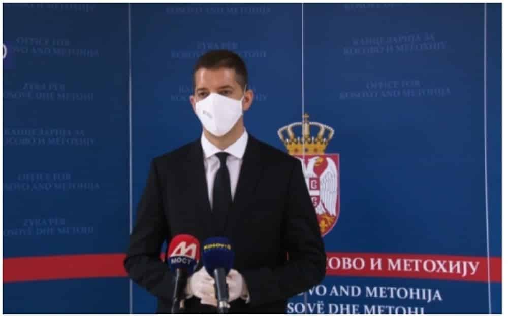 ĐURIĆ: Prvi smrtni slučaj od koronavirusa u srpskim sredinama na Kosovu 1