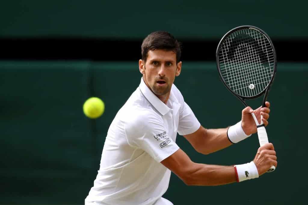 UROTILI SE PROTIV NOLETA: Igrao tenis kada nije smeo, preti li mu kazna? (VIDEO) 1