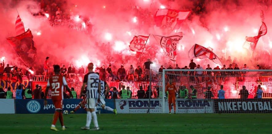 Navijač Zvezde moli Kona da ga pusti na tribine za Milan! 1