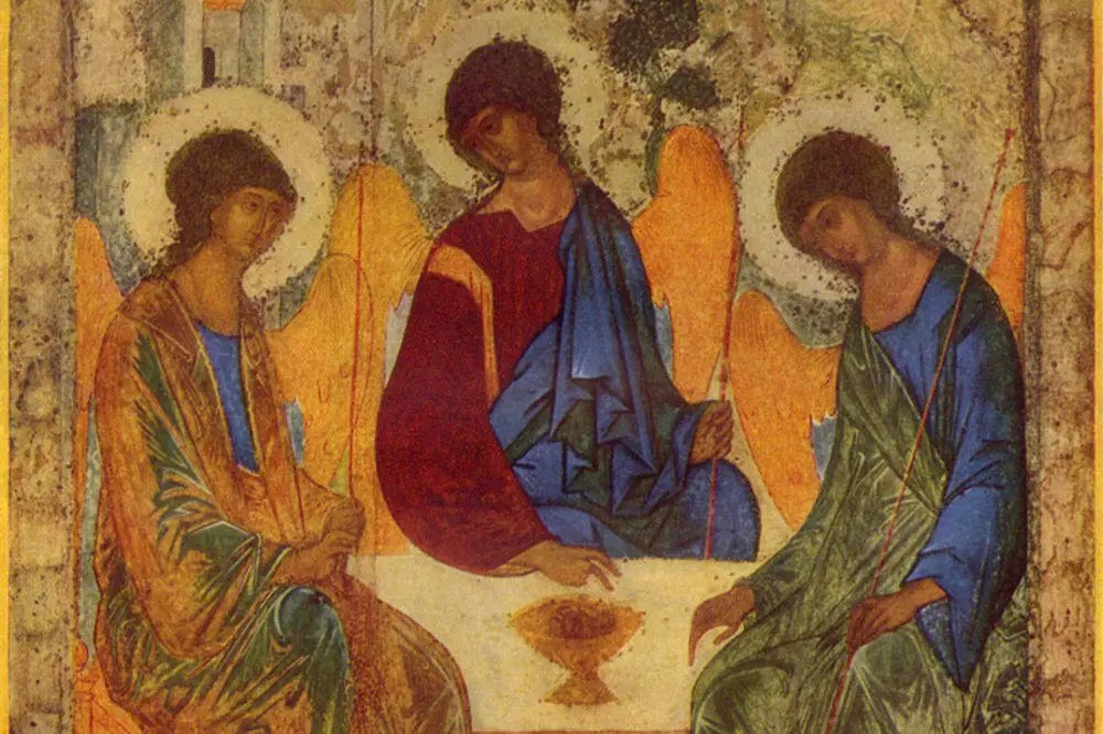 SVETA TROJICA: Danas Vernici ukrašavaju kuću sa ovim ukrasima koje pronađu napolju! 1