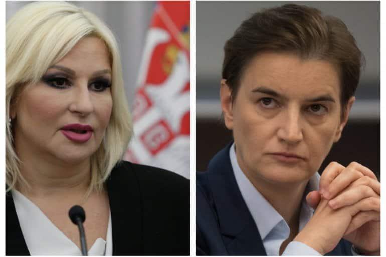 ZARATILE ZORANA I BRNABIĆ: Evo šta joj je Zorana odgovorila 1