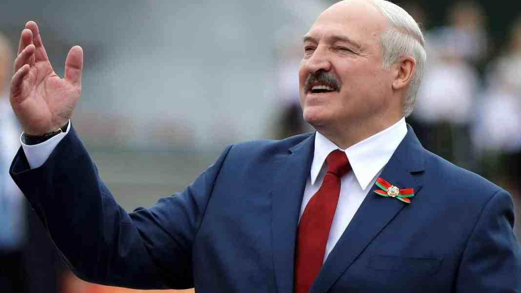 LUKAŠENKOV NUKLEARNI ARSENAL: Zapad može samo da šeta po Minsku 1
