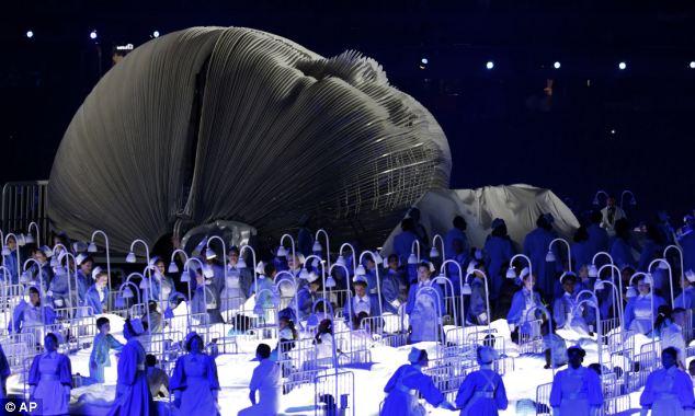 (VIDEO) Korona najavljena na Olimpijskim igrama u Londonu 2012. godine 1