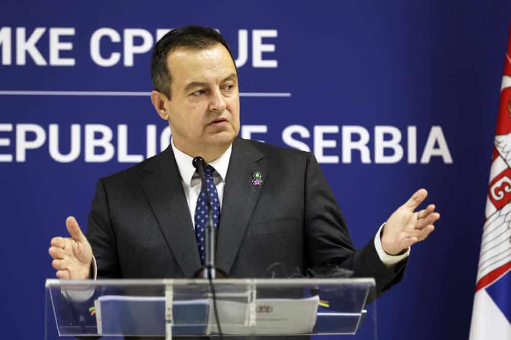 SRBIJA PRIZNAJE KOSOVO?! Dačić rekao ONO što je cela nacija ČEKALA! 1