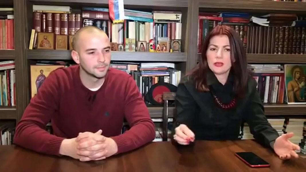 JOVANA I DAMNJAN: Litije su spas za Srbiju, neka SPC čuje VAPAJ NARODA! 1