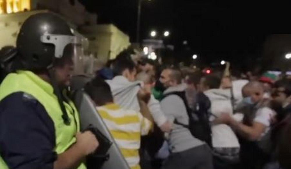 U SOFIJI PALA KRV: Bugari odlučno protiv Borisova (VIDEO) 1