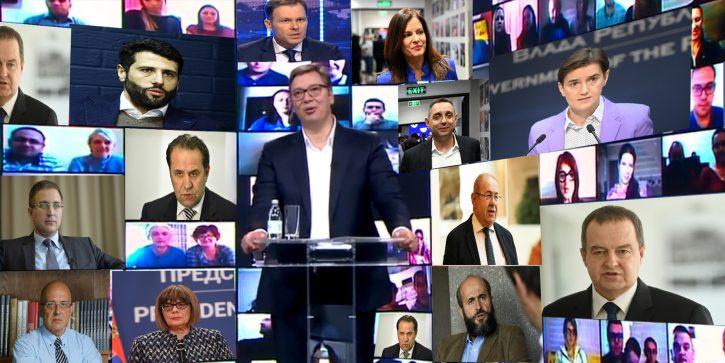 KO SU NOVI MINISTRI: Odani kadrovi ostali, Vučić ima veći deo kadrovskih rešenja! 5