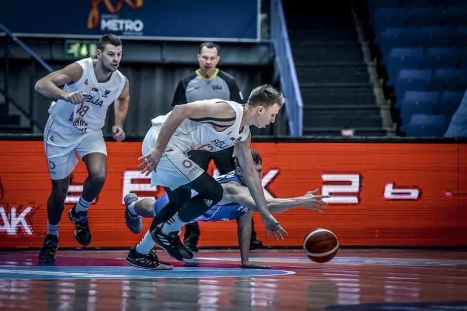 SRBIJA PREKO FINSKE DO EVROBASKETA: Važan trijumf košarkaša za drugo mesto u grupi! (VIDEO) 1