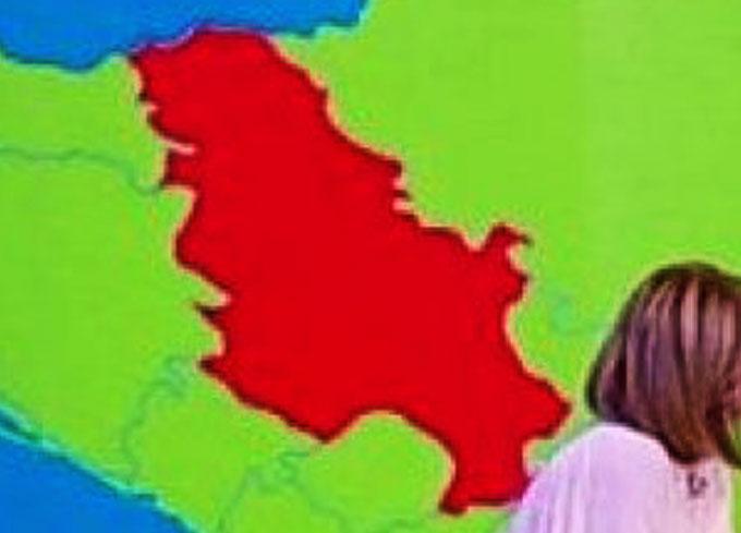 IZDAJA: Srpska televizija priznaje da je KOSOVO REPUBLIKA! 1