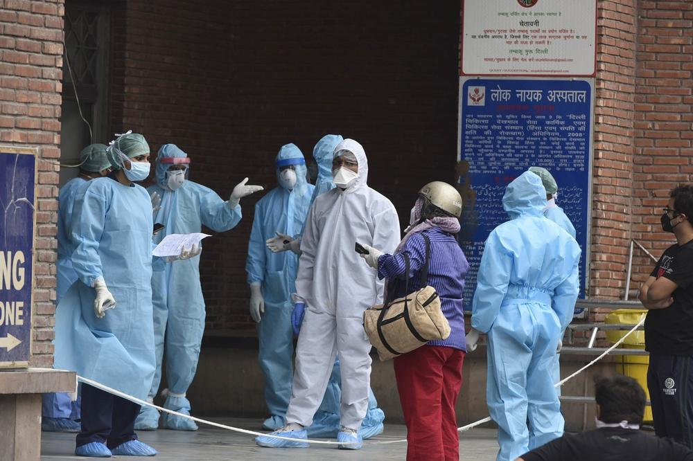 NEPOZNATA BOLEST SE POJAVILA U INDIJI: Više od 140 ljudi završilo u bolnici zbog mučnine i padanja u nesvest 1