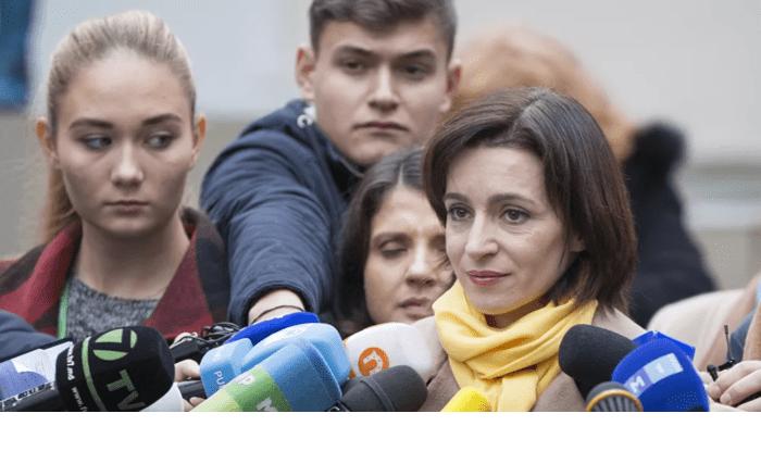 MOLDAVIJA SE DIGLA: Nova predsednica traži ostavku vlade! 1