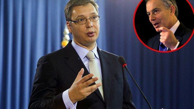 VUČIĆEV SAVETNIK I PROMOTER VAKCINACIJE: Veliki povratak Tonija Blera u politiku?! 1