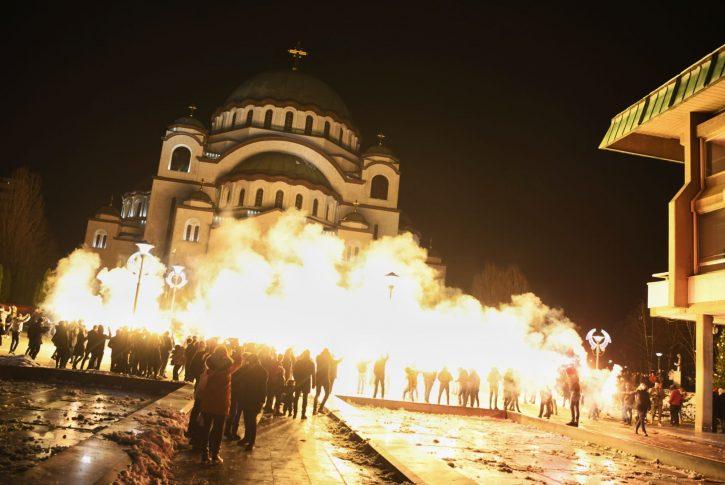 Novi patrijarh da insistira na odvojenosti Crkve od države 1