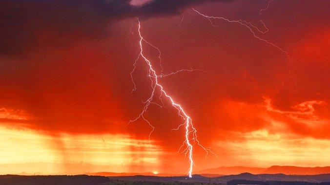 Narednih dana moguća crvena kiša 1