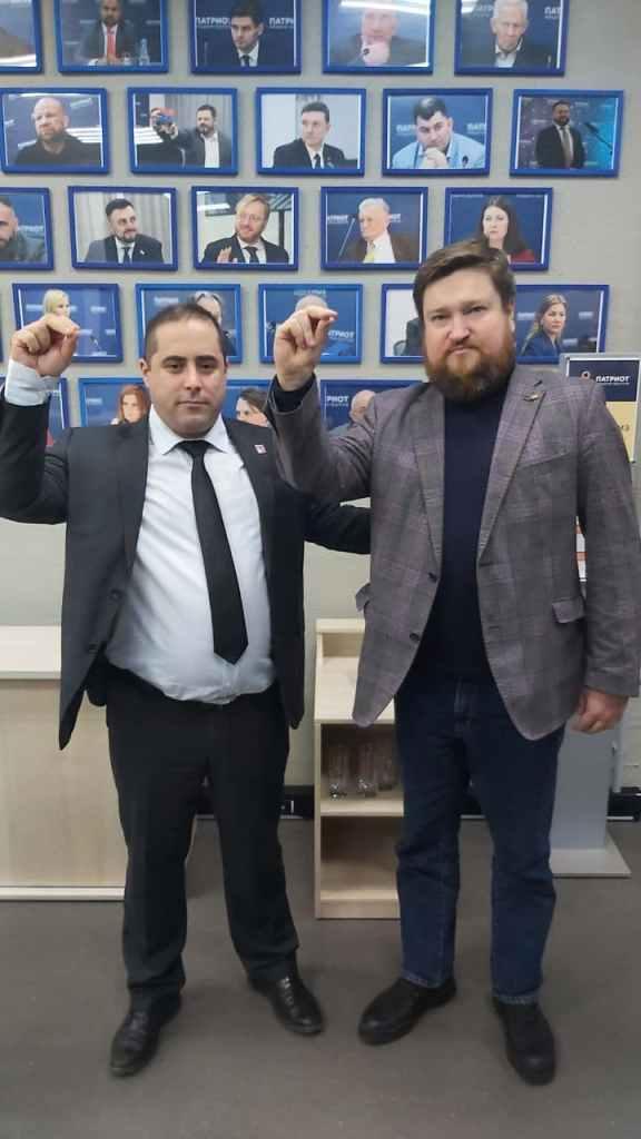 BRAĆA MORAJU DA SARAĐUJU: Sastali se Srpski i Ruski desničari 1