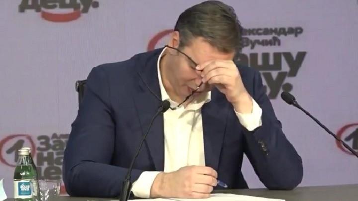 DUHOVI DEVEDESETIH PROGOVORILI: Vučić se kao mlad zaljubio u tranvestita! 3